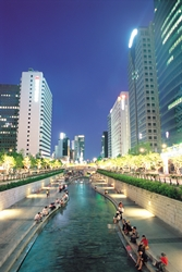 Cheonggyecheon Stream1