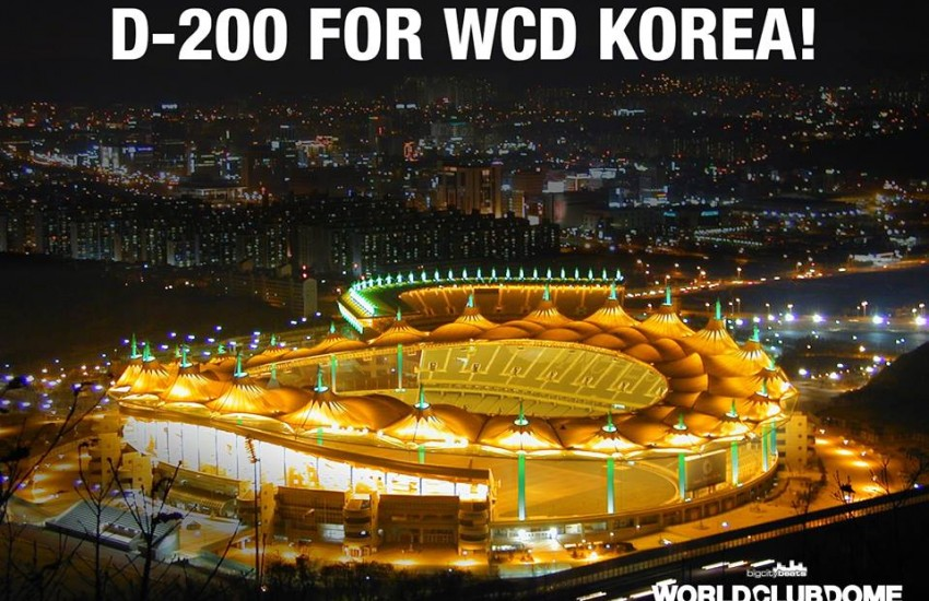 world club dome. 2
