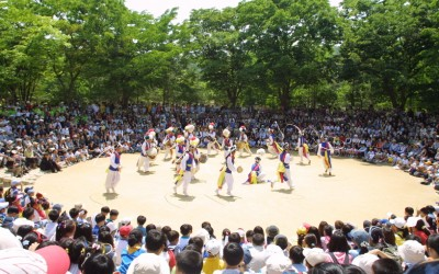 Korea Folk Village A