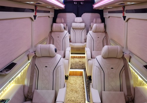 Benz Sprinter for 7 pax_Inside-1