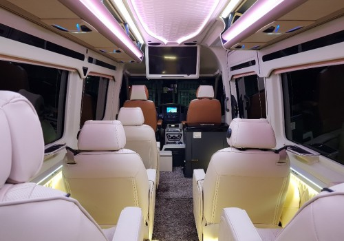 Benz Sprinter for 7 pax_Inside-2