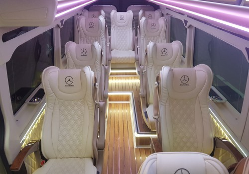 Benz Sprinter for 7 pax_Inside-6
