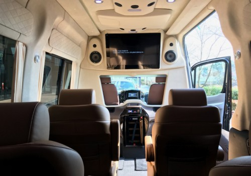 Benz Sprinter for 7 pax_Inside-7
