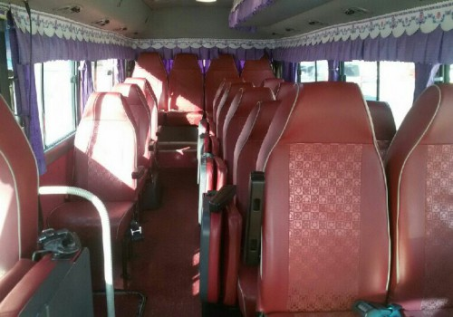 Micro Bus County 25 seat_inside-2